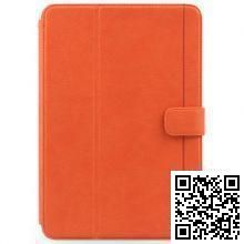 Чехол Zenus для Apple iPad Mini Masstige Color Point Folio Series (Orange)