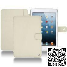 Кожаный чехол Noreve для Apple iPad Mini Tradition leather case (Ivoire)