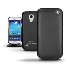 Кожаный чехол Noreve для Samsung GT-i9190 Galaxy S4 mini Tradition Leather case (Black)