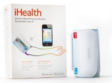 iHealth Wireless Blood Pressure Monitor - тонометр для iPhone/iPod/iPad