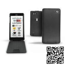 Кожаный чехол Noreve Tradition для  LG Optimus 4X HD (Black)
