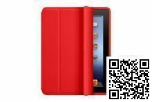 Apple iPad Smart Case Red MD579