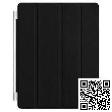 Apple iPad Smart Cover Leather Black MD301
