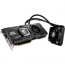 Видеокарта MSI GeForce RTX 2080 1515MHz PCI-E 3.0 8192MB 14000MHz 256 bit HDMI HDCP SEA HAWK X