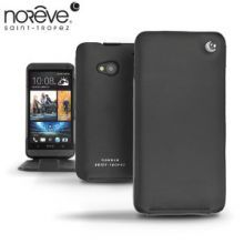 Кожаный чехол Noreve для HTC One Tradition leather case (Black)
