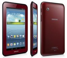 ѕланшет Samsung Galaxy Tab 2 7.0 P3133 8Gb Wi-Fi Garnet Red Edition