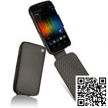 Кожаный чехол Noreve для Samsung GT-i9250 Galaxy Nexus Exceptional leather case (Dark Vintage)