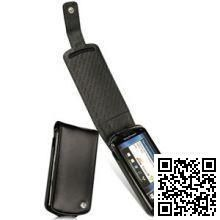 Кожаный чехол Noreve для Sony Ericsson Xperia Pro Tadition leather case (Black)