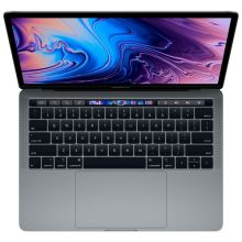 "Ноутбук Apple MacBook Pro 13 with Retina display and Touch Bar Mid 2018 MR9R2 Core i5 2300 MHz/13.3""/2560x1600/8GB/512GB SSD/DVD нет/Iris Plus Graphics 655/Wi-Fi/Bluetooth/MacOS Space Gray"