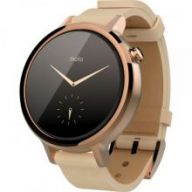Motorola Moto 360 2nd Generation Leather (Rose Gold) 42mm - умные часы дл¤ Android