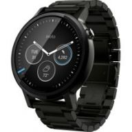 Motorola Moto 360 2nd Generation Steel (Black) 46mm - умные часы дл¤ Android