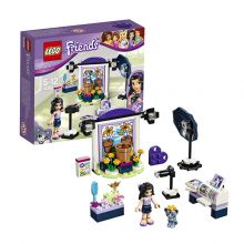 Коснтруктор LEGO Friends 41305 Фотостудия Эммы