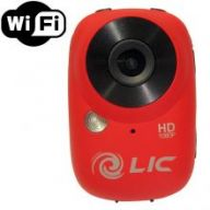 Экшен камера Liquid Image LIC727 EGO Wi-Fi (Red)