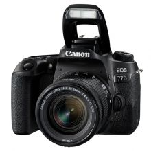 Зеркальный фотоаппарат Canon EOS 77D Kit EF-S 18-55mm f/4-5.6 IS STM