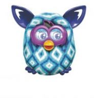 Игрушка Furby Boom 2013 Figure Blue (Diamonds)