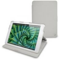 Кожаный чехол Noreve для Apple iPad Mini Tradition leather case (Ivory white)