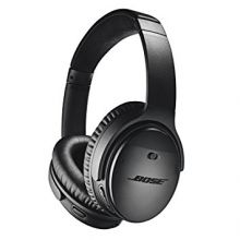 Ќаушники Bose Noise Cancelling Wireless (QuietComfort 35) Black 759944-0050