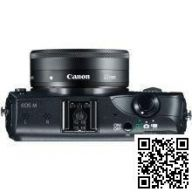 Canon EOS M kit EF-M 22MM F/2 STM (Black)
