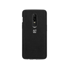 Чехол OnePlus 6 Nylon Bumper Case (Black)