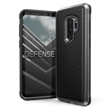Чехол X-Doria Defense Carbon для Samsung Galaxy S9 Plus