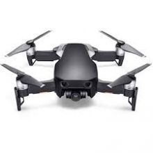 Квадрокоптер DJI Mavic Air (Onyx Black/ Черный)