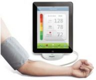 iHealth Blood Pressure Dock - тонометр для iPhone/ iPod/ iPad