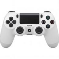 Контроллер Sony DualShock 4 (White) (PS4)