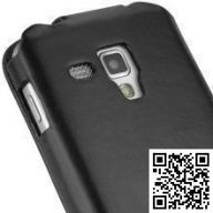 Кожаный чехол Noreve для Samsung GT-S7562 Galaxy S DUOS Tradition leather case (Black)