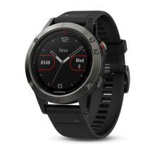 Часы Garmin Fenix 5 (Black with Black Band)