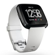 Часы Fitbit Versa (Black/White)