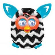 Игрушка Furby Boom 2013 Zigzag Stripes