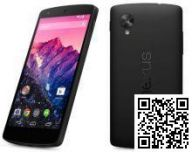 Смартфон LG Nexus 5 16Gb (Black) модель D820