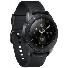 Часы Samsung Galaxy Watch (42 mm) (Midnight Black)