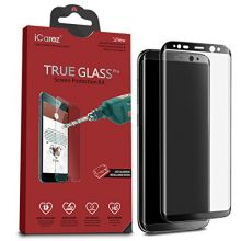 Защитное стекло iCarez Screen Protector for Samsung Galaxy S8 Plus 3D Black