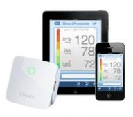 iHealth Wireless Blood Pressure Wrist Monitor BP7- тонометр для iPhone/iPod/iPad