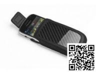 """ехол кожаный ION CarbonJaсket for Blackberry 9900 (Black)"