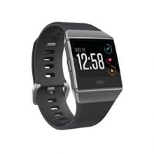 """асы Fitbit Ionic Charcoal/Smoke Gray"