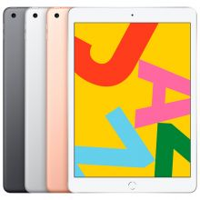 Планшет Apple iPad (2019) 128Gb Wi-Fi + Cellular (Space Gray)