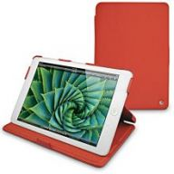 Кожаный чехол Noreve для Apple iPad Mini Tradition leather case (Papaya)