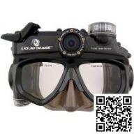Подводная маска Liquid Image Scuba Series HD318