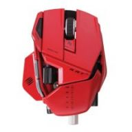 Mad Catz R.A.T.9 Wireless Gaming Mouse Gloss Red USB - игровая мышь