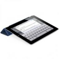 Apple iPad Smart Cover Leather Navy MD303