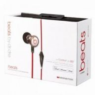 Monster Beats by Dr.Dre iBeats ControlTalk (Black)
