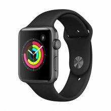 Часы Apple Watch Series 4 GPS + Cellular 40mm Aluminum Case with Sport Band (Серый космос/Черный)