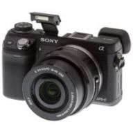 Sony Alpha NEX-6L Kit PZ 16-50mm F3.5-5.6 OSS (Black)
