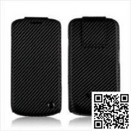 Чехол Zenus для Samsung Galaxy Nexus Prime GT-i9250 'Prestige' Carbon Slim Folder Black