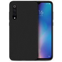 Чехол Nillkin Synthetic Fiber для Xiaomi Mi9 (Black)