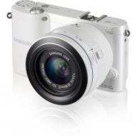 Фотоаппарат Samsung NX1100 Kit 20-50mm (White)