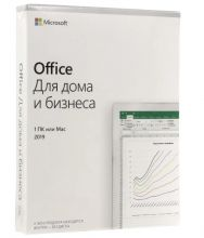 Программное обеспечение Microsoft Office 2019 Home and Business (x32/x64) Only Medialess