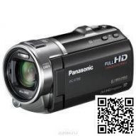 Видеокамера Panasonic HC-V700EE-K Black